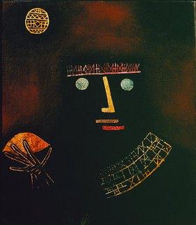 Paul Klee: Schwarzer Fürst
