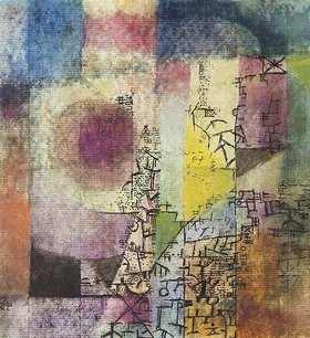 Paul Klee: Komposition