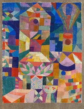 Paul Klee: Burggarten