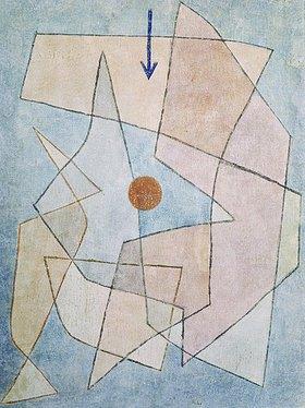 Paul Klee: Tragödie. 1932.
