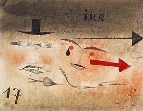 Paul Klee: Siebzehn, irr