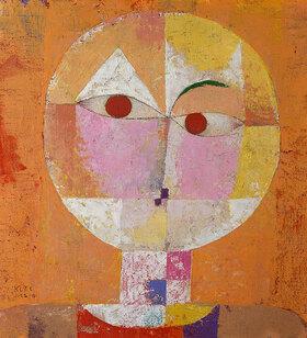 Paul Klee: Senecio