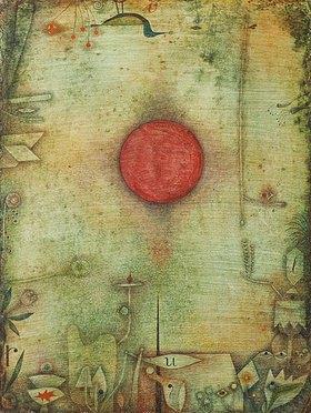 Paul Klee: Ad Marginem. 1930 + 1935/36.