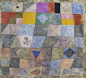 Paul Klee: Freundliches Spiel