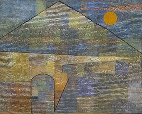 Paul Klee: Ad Parnass