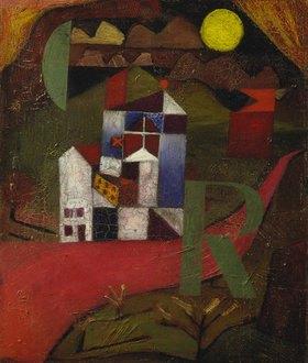 Paul Klee: Villa R