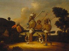 Giuseppe Arcimboldo: Don Quichotte
