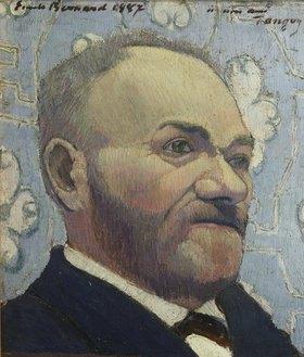 Emile Bernard: Bildnis des Père Tanguy
