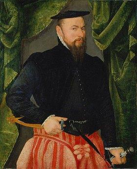 Hans Bock d.Ä.: Bildnis des Baseler Ratsherrn Melchior Hornlocher