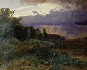 Arnold Böcklin: Das Hünengrab