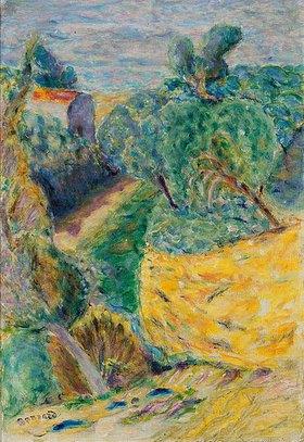 Pierre Bonnard: Landschaft bei Canet