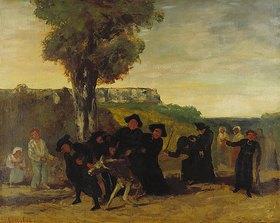 Gustave Courbet: Die Rückkehr von der Konferenz (Le retour de la conférence)