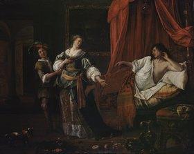 Jan Steen: Amnon und Thamar