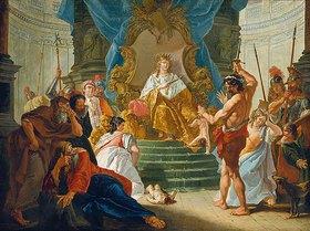 Francesco Fontebasso: Das Urteil des Salomonis
