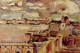 Emile Othon Friesz: Hafen von Antwerpen