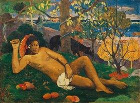 Paul Gauguin: Die Frau des Königs