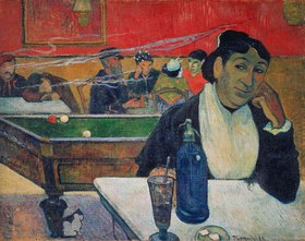 Paul Gauguin: Im Café in Arles