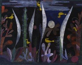 Paul Klee: Landschaft mit gelben Vögeln