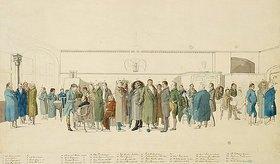 Hieronymus Hess: Die Baseler Künstlergesellschaft