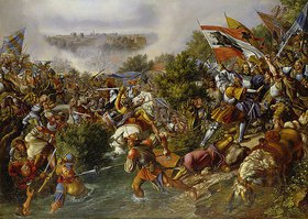 Hieronymus Hess: Die Schlacht bei St. Jakob