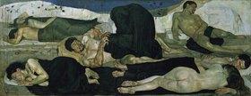 Ferdinand Hodler: Die Nacht
