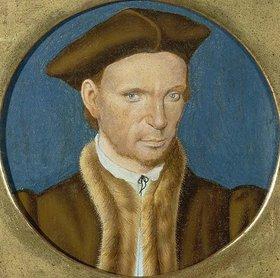 Hans Holbein d.J.: Sir Thomas Eliot im Rund