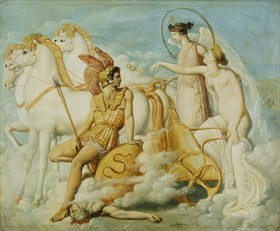 Jean Auguste Dominique Ingres: Die verwundete Venus