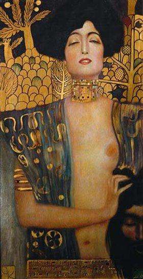 Gustav Klimt: Judith I