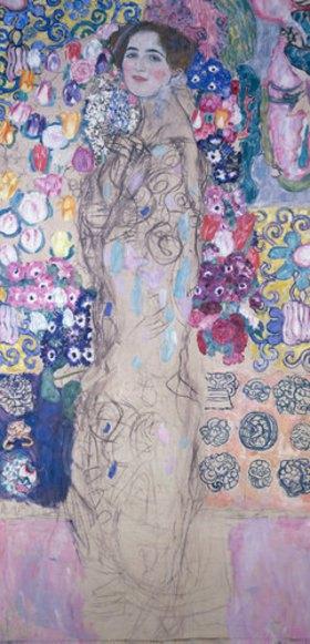 Gustav Klimt: Frauenbildnis