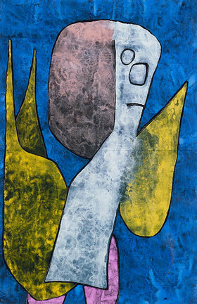 Paul Klee: Armer Engel. 1939