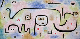 Paul Klee: Insula dulcamar