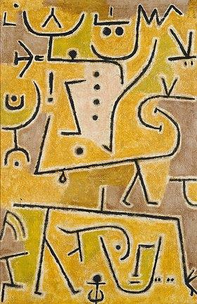 Paul Klee: Rote Weste