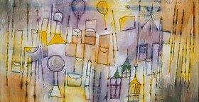 Paul Klee: Drei Fenster