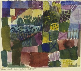 Paul Klee: Südlicher Garten
