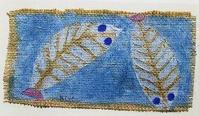 Paul Klee: Blauäugige Fische