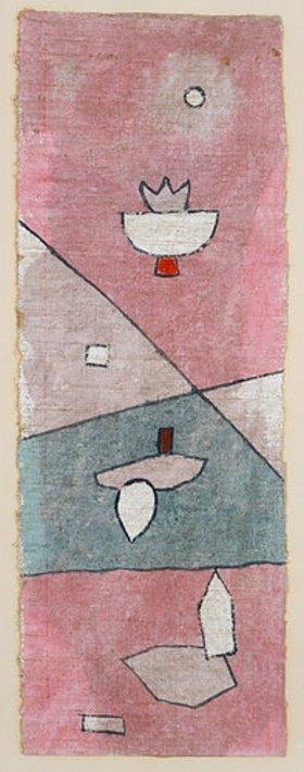 Paul Klee: Pflanzen-analytisches
