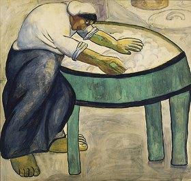 Kasimir Malewitsch: Die Wäscherin