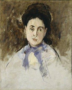 Edouard Manet: Bildnis einer Dame