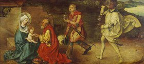 Baseler Meister: Die Anbetung der Könige