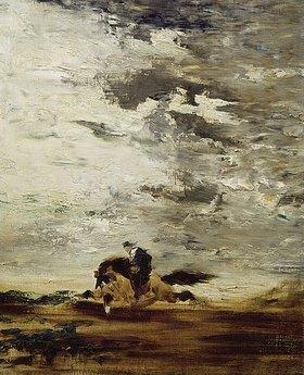 Gustave Moreau: Der schottische Reiter
