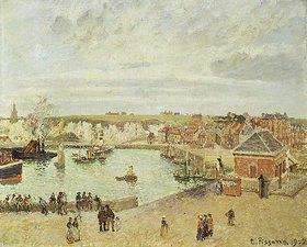 Camille Pissarro: Der Hafen von Dieppe