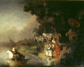 Rembrandt van Rijn: Der Raub der Europa
