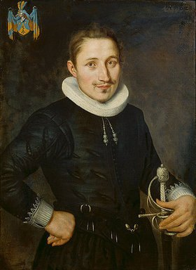 Bartholomäus Sarburgh: Bildnis des Remigius Faesch