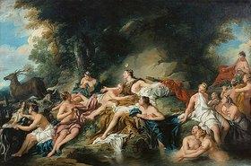Jean François de Troy: Diana im Bade