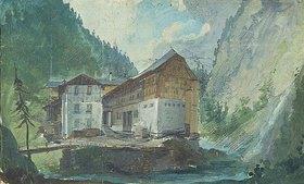 Kaspar Wolf: Gasthäuser in Bad Weissenburg im Simmental