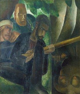 Fritz van den Berghe: Der Fischer