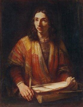 Rembrandt van Rijn: Der Evangelist Johannes