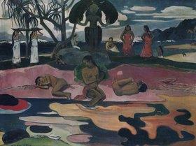 Paul Gauguin: MAHANA NO ATUA (Gottestag)