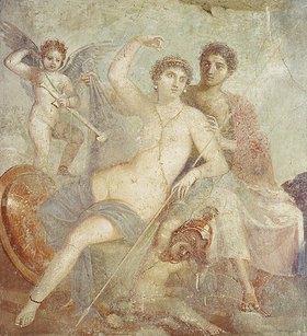 Pompeji: Ares und Aphrodite