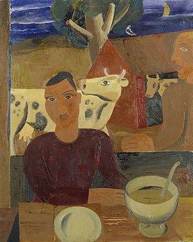 Gustaaf De Smet: La soupe a la ferme